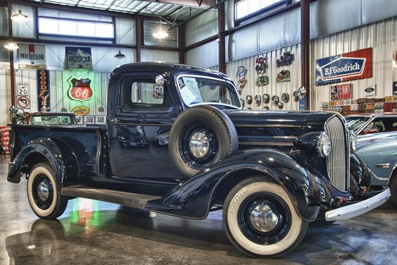 1938 Plymouth SOLD!