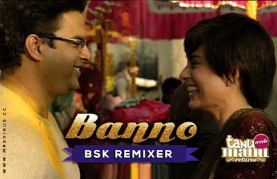 Banno Tera Swaggar (Desi Dance Mix) - BsK Remixer  Download Link :: http://bit.ly/Banno-BsK-Remier