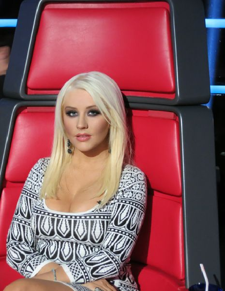 Christina Aguilera's Changing Looks | InStyle.com