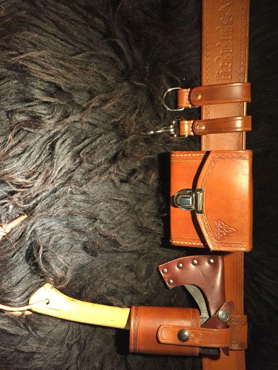 Handmade Equipmentbelt.
