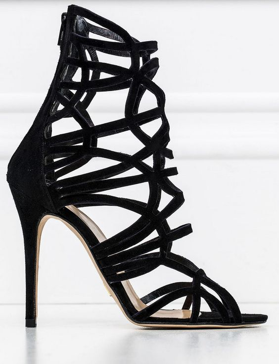 Of The Best Strappy Shoes