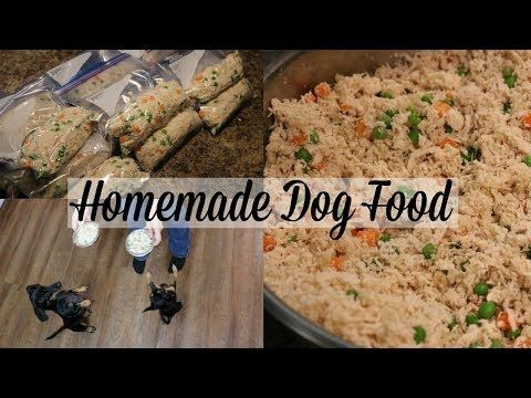 Gone To The Dogs Homemade Dog Food Noreen S Kitchen Youtube