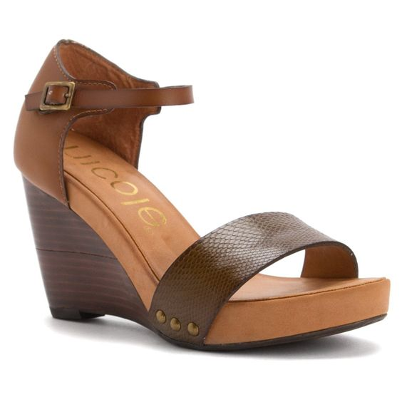 Nicole Womens Savannah Wedge Sandal * Continue to the product at the image link.