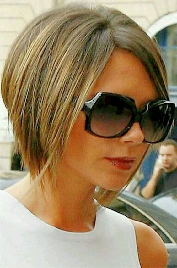 Marvelous 15 The Best Of Short Choppy Hairstyles To Try In 2018 Https Fashiotopia Com 2018 06 01 15 Victoria Beckham Hair Choppy Bob Hairstyles Beckham Hair