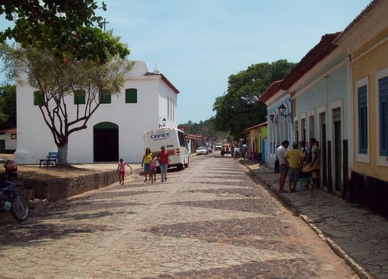 Alcantara, Brazil, voted one of the 13 best small towns in South America.