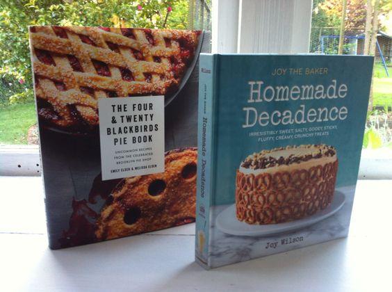 Homemade decadence and Four and Twenty Blackbirds Pie book
