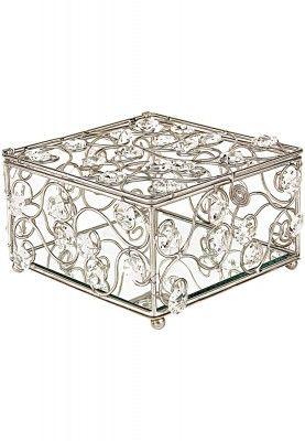 JABONG Home STYLE: Treasure Hunt Storage Box Silver. It has a unique charm
