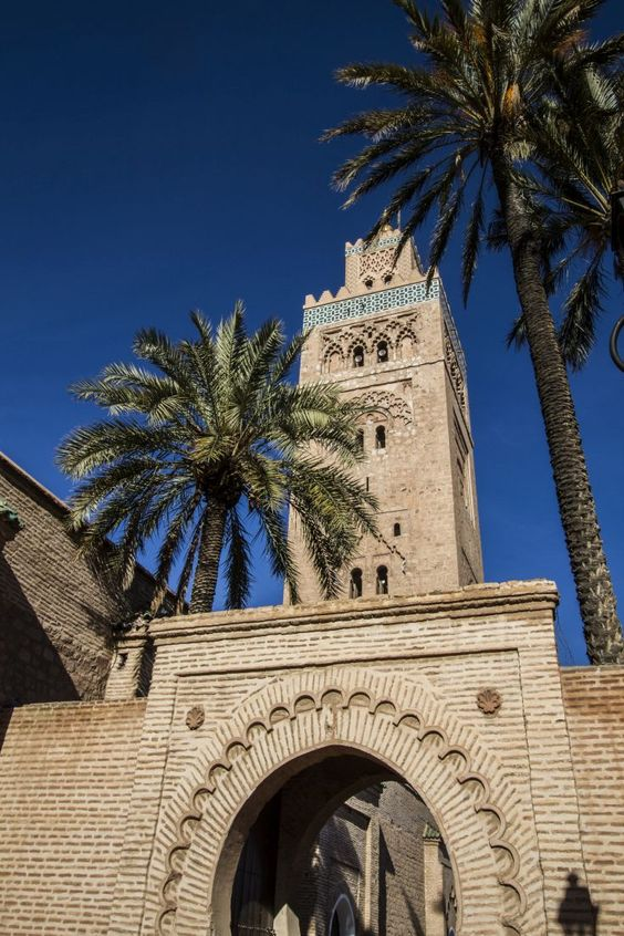 Marrakesh, a Magical Intro to Morocco! - Reflections Enroute