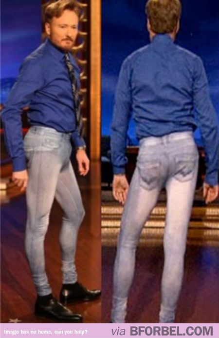 guys this is what you look like in skinny jeans funny
