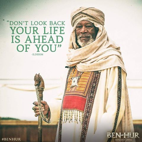 Morgan Freeman's New Role As Sheik Ilderim-Ben-Hur (2016 film):