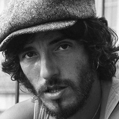 Bruce Springsteen, poet of our time that is a great music artist