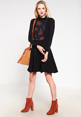 Jurken mint&berry Korte jurk - black Zwart: 59,95 € Bij Zalando (op…