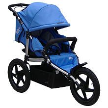 Awesome stroller...reminds me of a sports car!