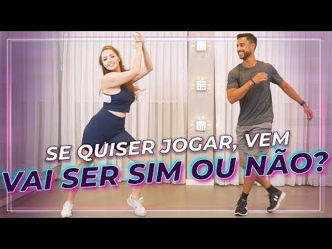 Dancando Com Anitta I Sim Ou Nao I Playdance Youtube Em 2020