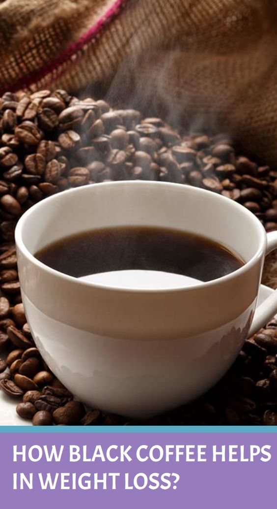 How Black Coffee Helps In Weight Loss?