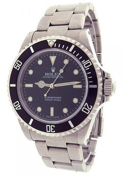 Rolex Submariner 14060M Stainless Steel Watch D Serial