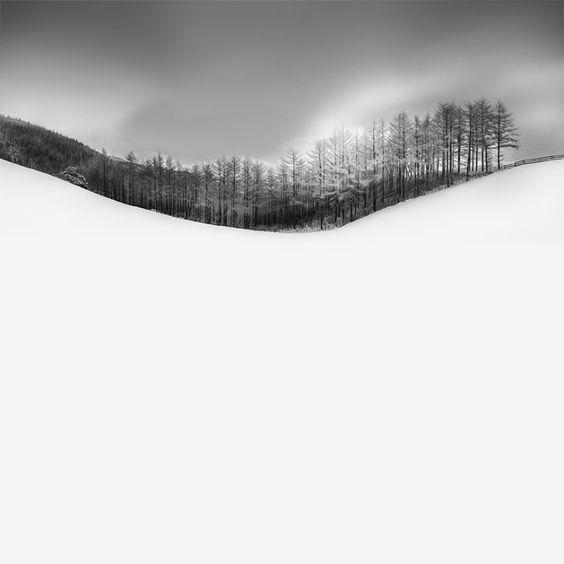 Vassilis Tangoulis 一方靜謐的雪景 » ㄇㄞˋ點子靈感創意誌