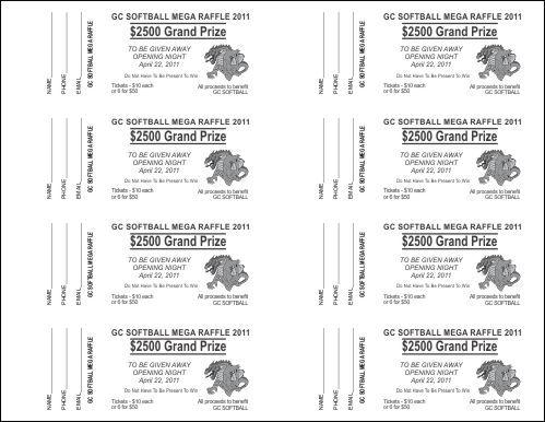 Free Printable Raffle Ticket Templates Raffle Ticket Template Printable Raffle Ticket Template Free Raffle Tickets Template