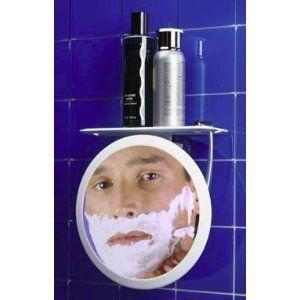 Zadro Fogless Shower Mirror with Shelf Model No. Z508 by Zadro. $29.99. Buy Zadro Mirrors - Zadro Fogless Shower Mirror with Shelf Model No. Z508