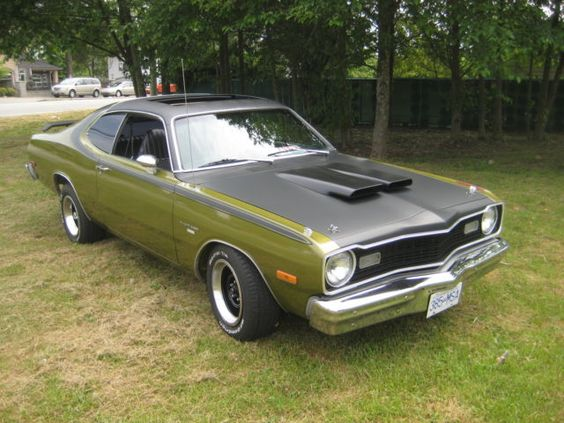 1974 Dodge Dart Sport 360 Sunroof 4spd Mopar Plymouth Chrysler Duster Demon Classic Dodge Dart 1974 For Sal Dodge Dart Dodge Muscle Cars Plymouth Muscle Cars