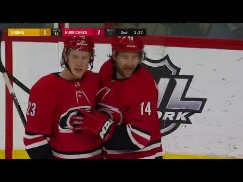 Boston Bruins Carolina Hurricanes Mac Ozeti Izle
