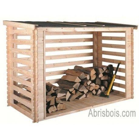 abri bûches de la boutique revonsbois, nous vous propose de voir en détail le produits abri rangement bois come au de Prix: 315.00 € de la marque: JARDIPOLY...