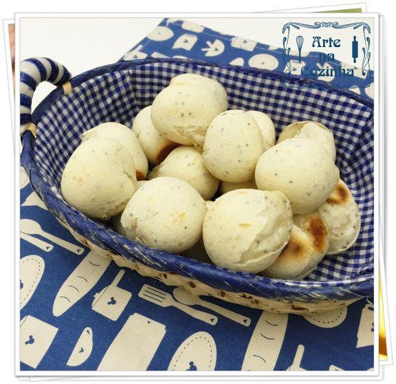 Arte na Cozinha: Pão de batata doce vegano com chia, sem glúten e sem lactose