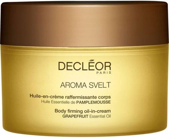 DECLÉOR Aroma Svelt Body Firming Oil-in-Cream (200ml) http://www.ebay.co.uk/itm/DECLEOR-Aroma-Svelt-Body-Firming-Oil-in-Cream-200ml-/291809524341?hash=item43f133fa75:g:8fQAAOSwgY9XeM0E