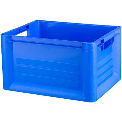 curver unibox blauw 30l praxis storage boxes pinterest. Black Bedroom Furniture Sets. Home Design Ideas