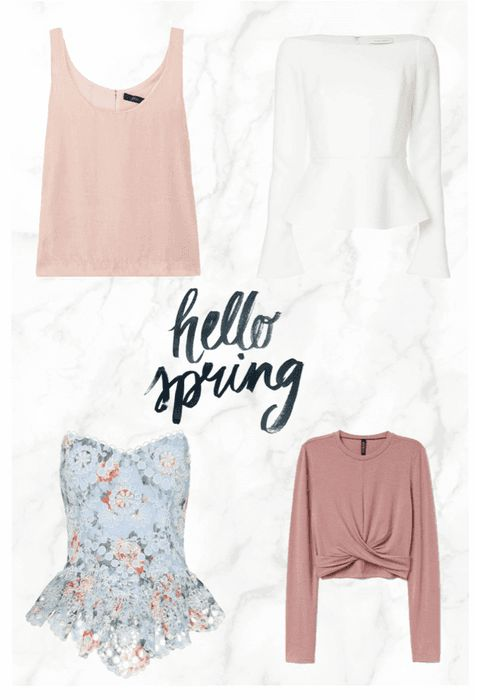 Spring Tops Outfit | ShopLook