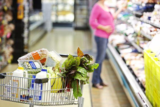 DASH Diet Grocery List