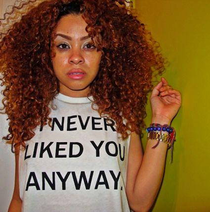 Astonishing Janae 3B Natural Hair Style Icon Her Hair Girls With Long Short Hairstyles For Black Women Fulllsitofus