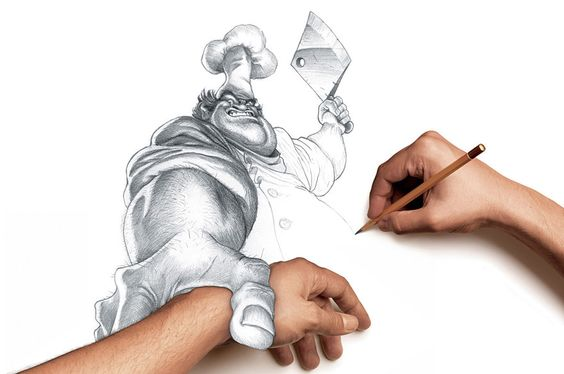 More Life 3D Drawing