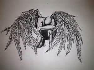 detailed angel wings - Bing images