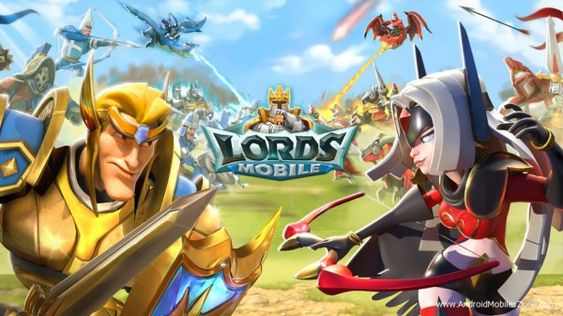 Game Android Penghasil Uang Lords Mobile