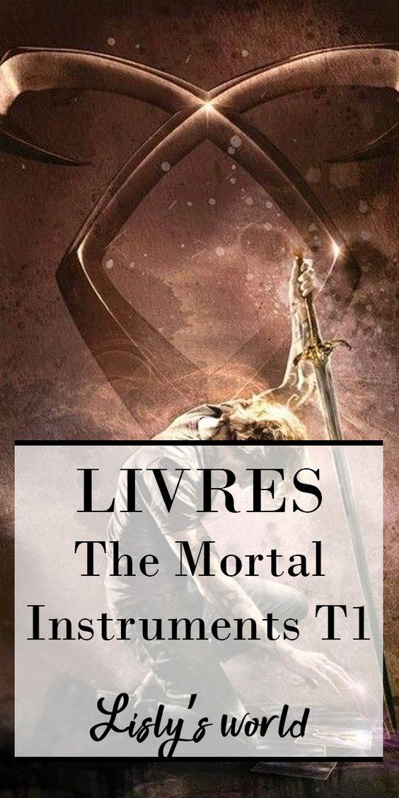 5 raisons de lire The Mortal Instruments : La cité des ténèbres de Cassandra Clare