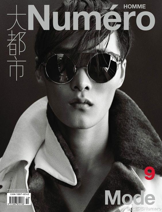 Numéro Homme China