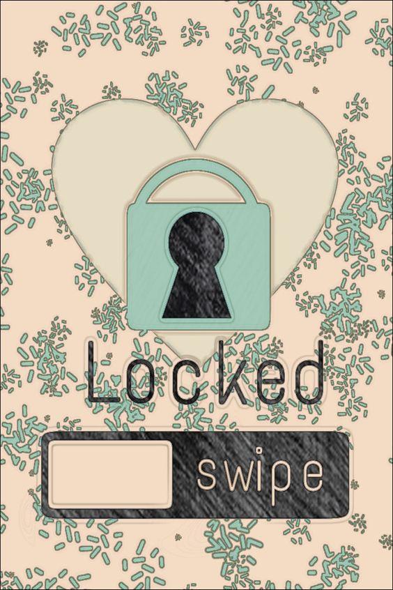 Lock screen: