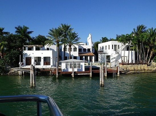 Shakira's House in Florida