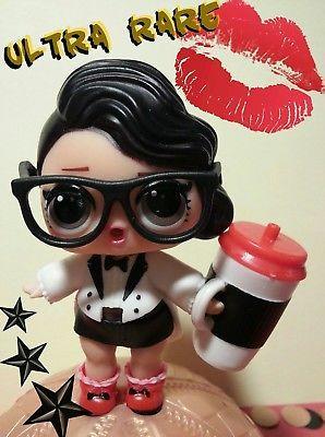 LOL Surprise Confetti Pop Series 3 Wave 1 Opposites Club Doll DAWN sd