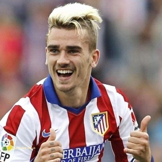 Hairstyles For Colored Hair Luxury Crazy Colored Hair Crazy Color Unique New Griezmann Haircut Di 2020 Olahraga