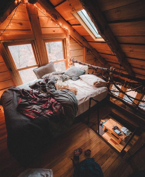 12 Exciting Cozy Cabin Interior Ideas For Winter With Images