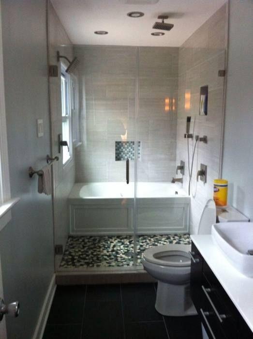 Small Thin Bathroom Ideas Small Bathroom Bathroom Layout Trendy Bathroom Designs