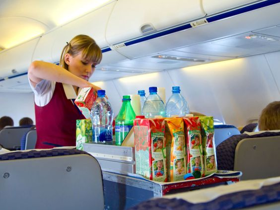 The best (and worst) drinks to order on an airplane