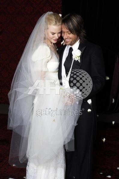 Nicole Kidman  Wedding 2006.6