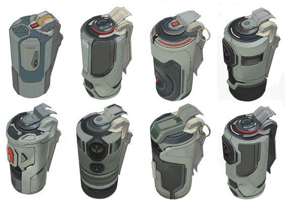 Grenade Sketches                                                                                                                                                      More