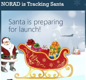 Tracking Santa/Norad Website/Kids Will Love It!!