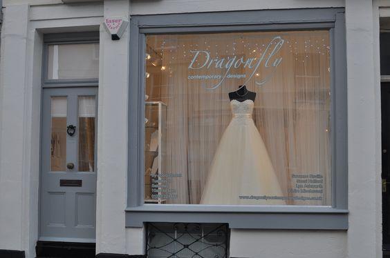 Bridal Boutique Celebrates New Opening in Cheltenham - sample sale sassi holford…