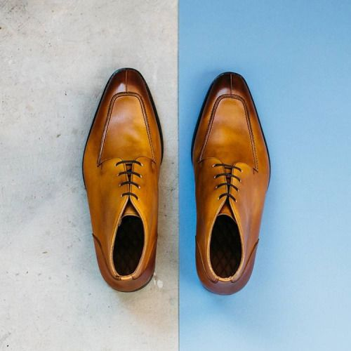 http://chicerman.com  cobblerunion:  Impressive from every angle. #cobblerunion The Renoir #boot by Cobbler Union  http://cblr.co/a/d5NjJbqu  #menshoes