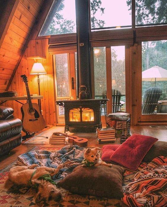 Cabanas Romanticas Para Escaparte En Pareja Cerca De Cdmx Casas